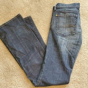 7 For All Man Kind Jeans size 27